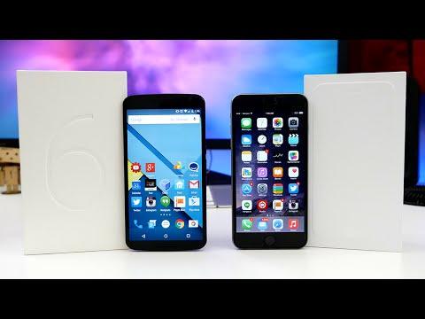 Iphone 6 vs iphone 6 plus vergleich
