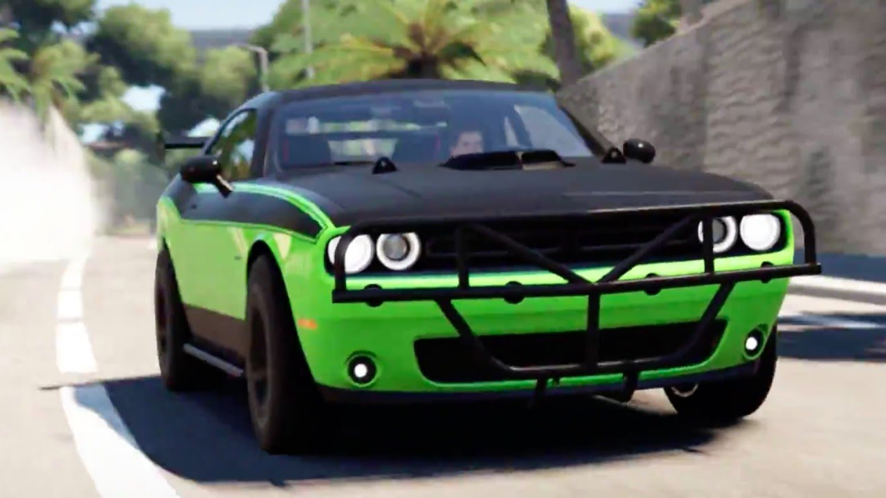 Forza Horizon 2 Furious 7 Car Pack Trailer Youtube
