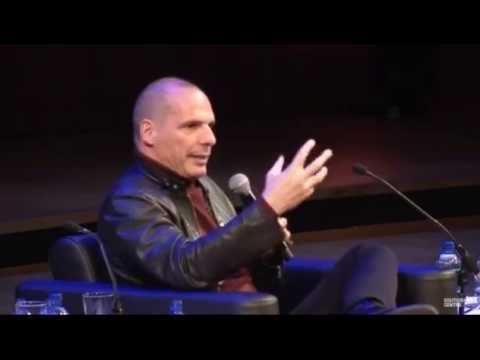 Inside the EU Dictatorship: live-stream the cartels that control EU machine - Yanis Varoufakis