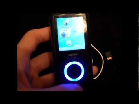 Review of the sandisk sansa e260 Mp3 player