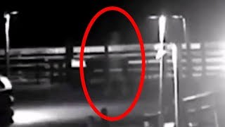 The Gray Man Ghost of Pawleys Island Real Footage During Hurricane Florence