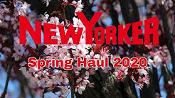 New Yorker Try On haul Spring 2020