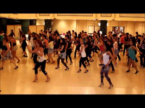 Shani Talmor Ladies Styling Workshop - New York Int'l Salsa Congress 2012