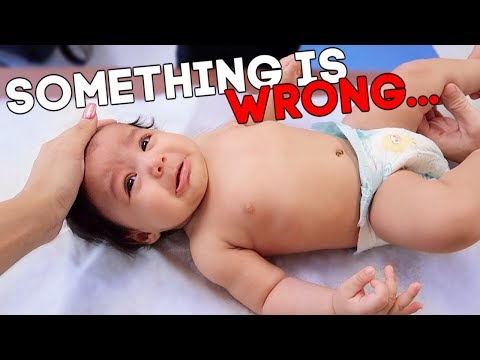 something is wrong with our baby's bones...