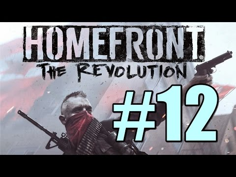 Homefront the Revolution Walkthrough Part 12 The Great Escape - Head to Old Town