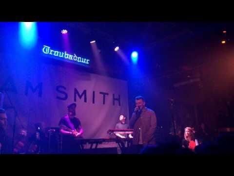 "Sam Smith Live At The Troubadour, ""Happy Birthday"""