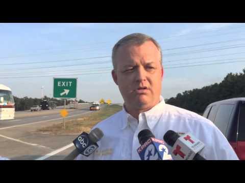 VIDEO: Conroe Fire Marshal On DrillChem Explosion