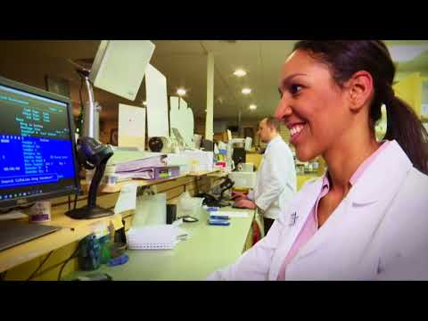 Pharmacy Technician Program at Medical Training College