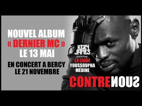 Kery James - Contre Nous feat. La Ligue:Youssoupha & Médine (audio)