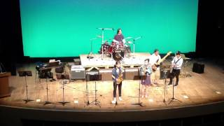 DON LIVE 2014@会津若松市文化センター Soprano sax/佐藤日向・Alto Sax...