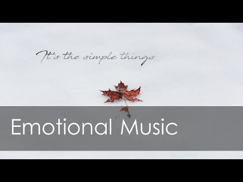 It's the simple things - Emotional Piano Soundtrack - Simon Daum
