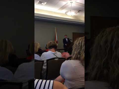 Rep. Mike Rogers town hall in Oxford, Ala. 1