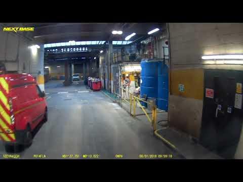 London Bus Depot Deliveries