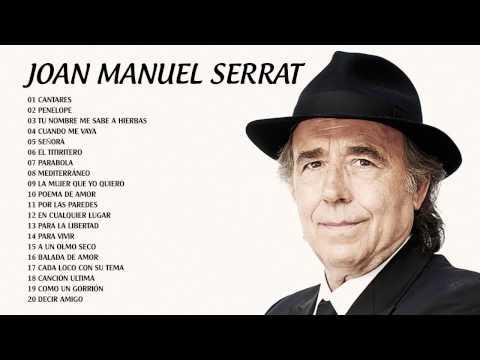 Joan Manuel Serrat Grandes Éxitos   Lo mejor de Joan Manuel Serrat