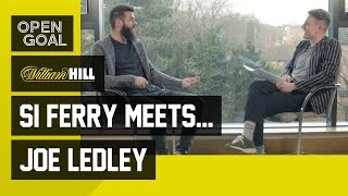 Si Ferry Meets... Joe Ledley | Cardiff, Beating the Best at Celtic, Palace & Wales Euro 2016