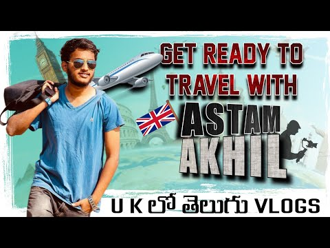 Get Ready To Travel With Astam Akhil Vlogs |Channel Update|