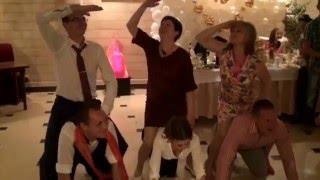 Веселые конкурсы на свадьбе!!! Ведущая Ольга Белая-Свадьба 2015 Монтаж видео Несяев Владимир.