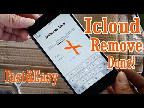 Unlock Any Iphone Icloud Activation Lock Last IOS | Remove Permantly All Iphone Icloud Unlock