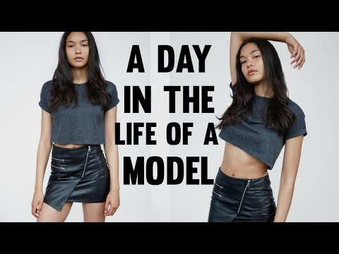 Day In The Life Of a Model!   Sian Lilly