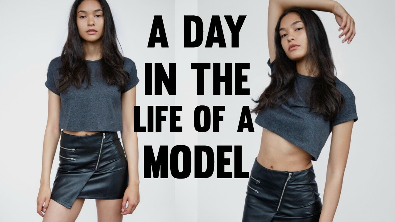 Day In The Life Of a Model! | Sian Lilly