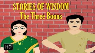 Swami Vivekananda Stories - The Three Boons - Stories Of Wisdom