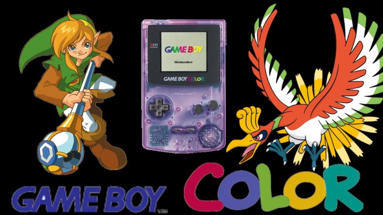 Top 10 Game Boy Color Games