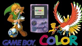 Top 10 Game Boy Color Games