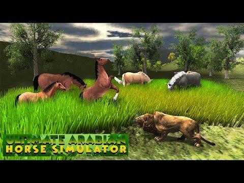 Ultimate Arabian Horse Simulator