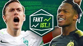 Fakt ist..! BVB: Held Batshuayi & Werder Bremen obenauf! Bundesliga Rückblick 21. Spieltag 17/18