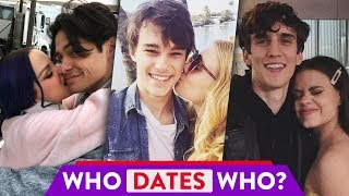 Descendants 3 Real-life Couples Revealed |⭐ OSSA Radar