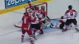 Матч легенда Канада Россия 4 5 Финал ЧМ 2008 Как это было