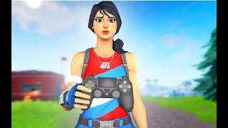 Fortnite Montage king get you the moon ft snow:(