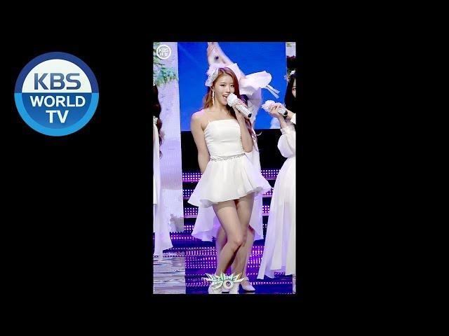 [FOCUSED] Mijoo (Lovelyz) - Lost N Found [Music Bank / 2018.11.30]