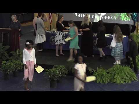 Chalmette Elementary School presents...5th Grade Closing Ceremony (5-23-18) HD