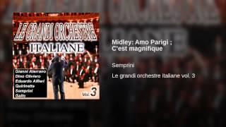 Midley: Amo Parigi ; C