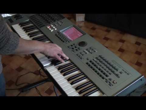 Classical Guitar Looping on a Keyboard