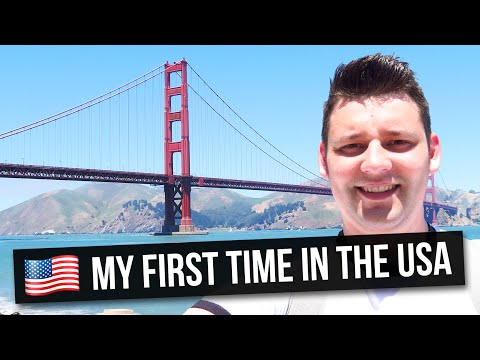 BRITISH FIRST TIME IN AMERICA