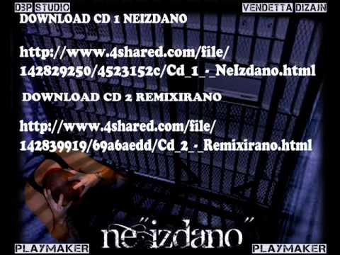 23 Playmaker ft Khan Prava LJubav Breakdown Remix Video