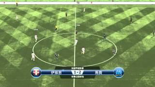 Video Gol Pertandingan Evian Thoron Gailard vs Olympique Marseille