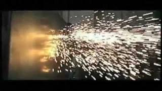 Space Battleship ヤマト 予告編(無限に広がる大宇宙+アニメ版効果音)