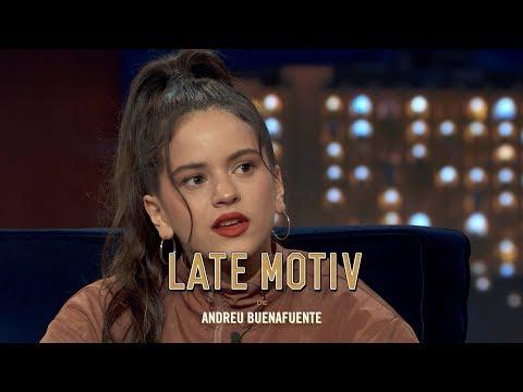 """LATE MOTIV - Rosalía """"Está todo inventado""""  LateMotiv456"""