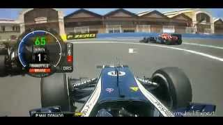 F1 2012 European GP Valencia