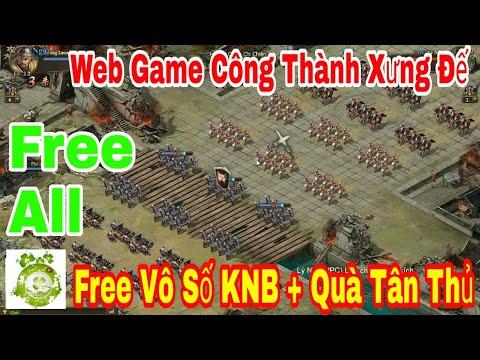 Web Game Private Công Thành Xưng Đế | Free Full All – Nâng Đã Tay Không Hết