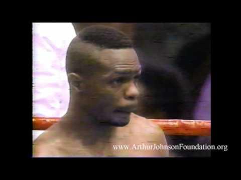 Arthur Flash Johnson Vs Sammy Stewart 1997