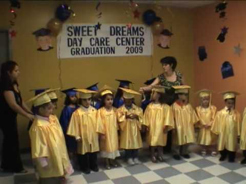 Sweet Dreams Daycare Center Pre-K and Kindergarten Graduation 2009 part III