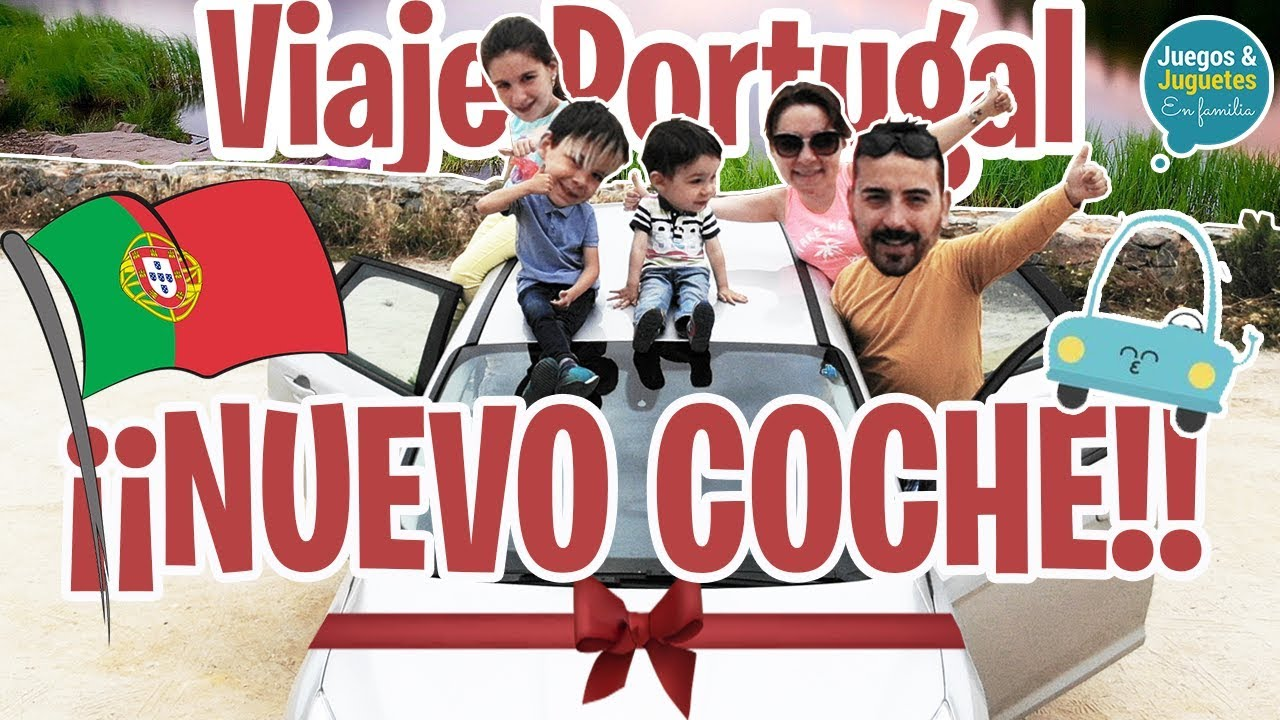 Vlog Vacaciones En Nuevo Coche Familukis Youtube