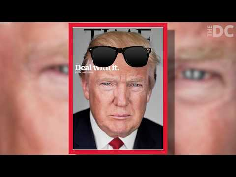Trump Takes On TIME Magazine