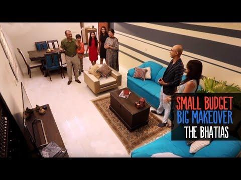 Small Budget Big Makeover Season 2 Ep2 Mini - The Bhatias