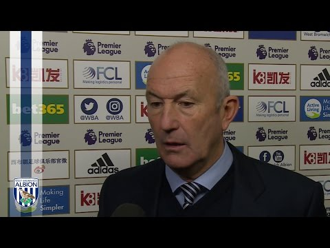 Tony Pulis evaluates Albion's 3-1 victory over Hull City