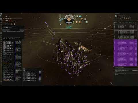 EVE Online - Null Sec Incursion